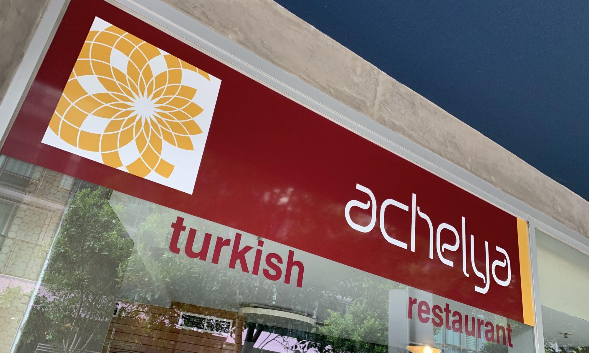 Achelya Restaurant